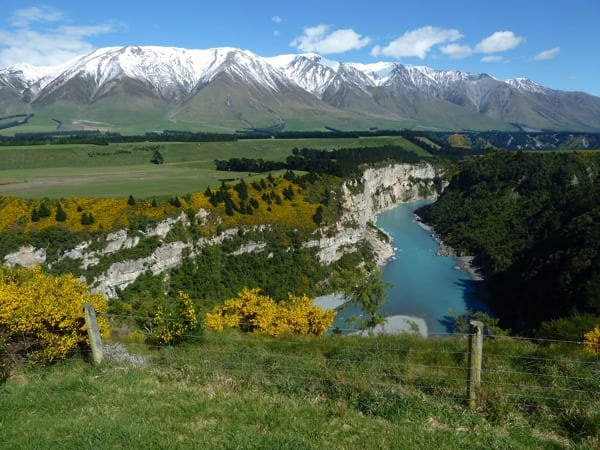 New Zealand - trails