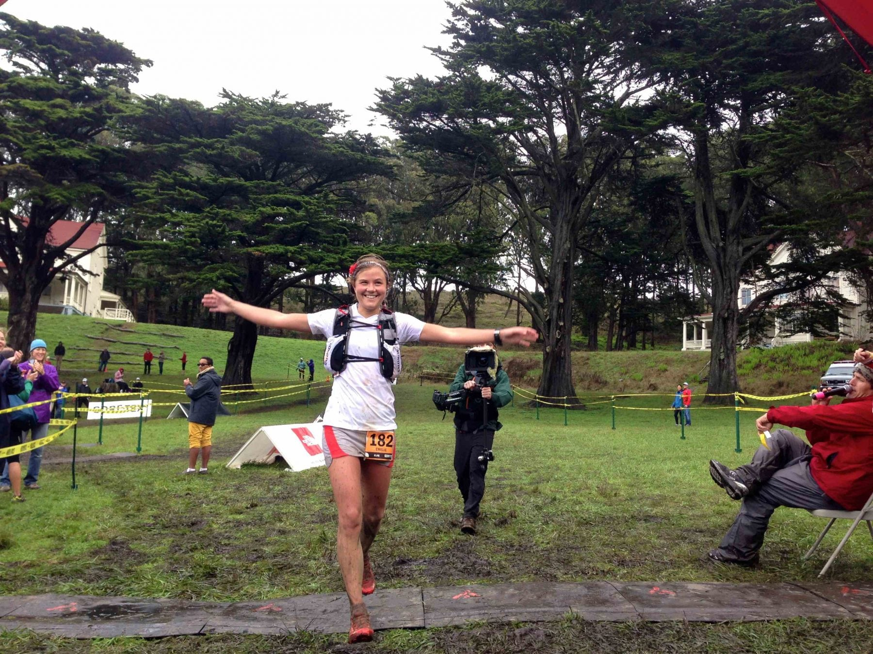 Emelie Forsberg - 2012 TNF EC 50 mile
