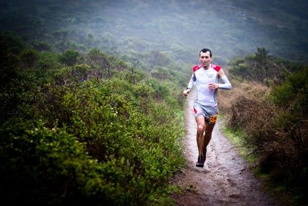 Miguel Heras - 2012 TNF 50 Mile