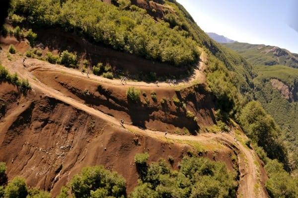 El Cruce 2012 - Stage 2 - Puerto Fuy to Puerto Pirihueico