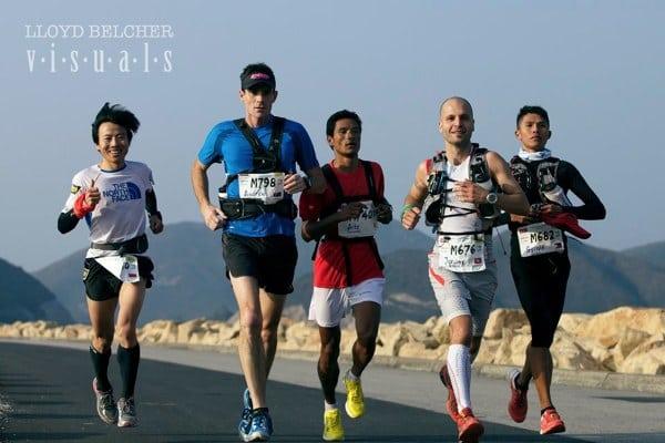 2013 Hong Kong 100k - Yun Yan Qiao - Andrew Tuckey - Aite Tamang - Jeremy Ritcey - Gerald Sabal