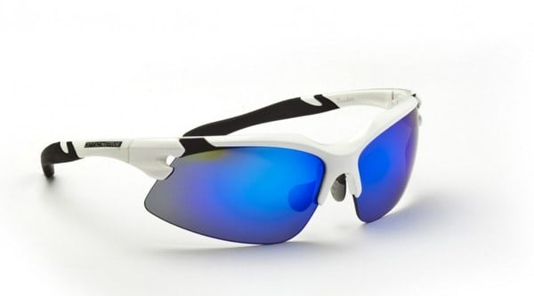Optic Nerve Bender running sunglasses