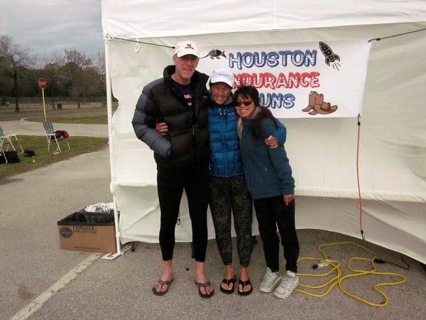 Liz Bauer - Scott Brockmeier - 2012 Houston 100