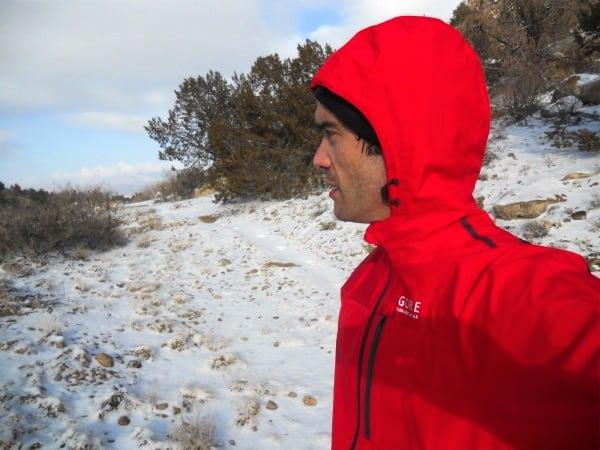 GORE RUNNING WEAR X-Running Gore-Tex Active Jacket