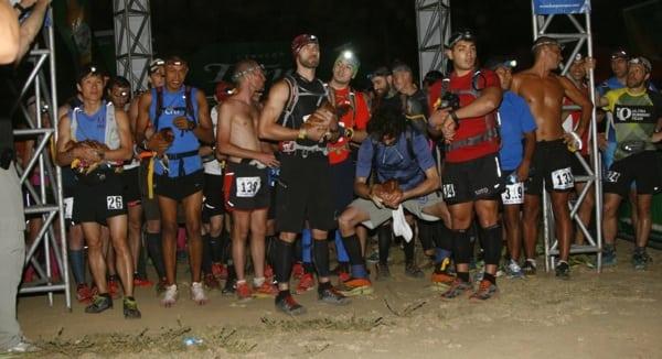 2013 Fuego y Agua ultramarathon start