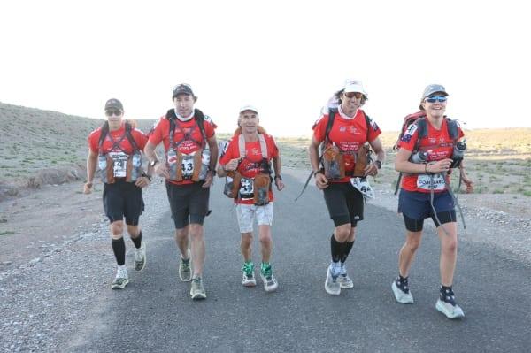 Team Born to Run - Gobi Desert
