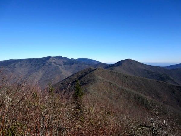 Graybeard Trail - Asheville