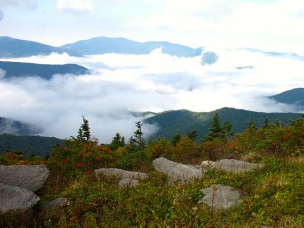 Mount Mitchell - Asheville