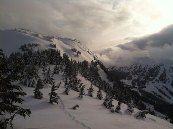 Juneau mountain photo 4