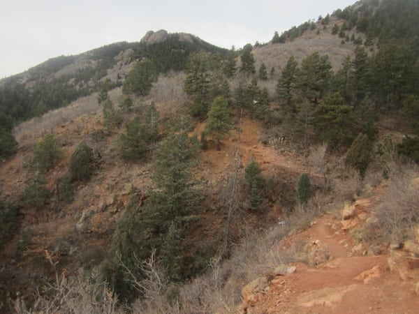 Intemann Trail - Manitou Springs Colorado