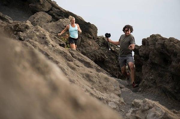 The African Attachment - Dean Leslie - Anna Frost - La Palma 2012