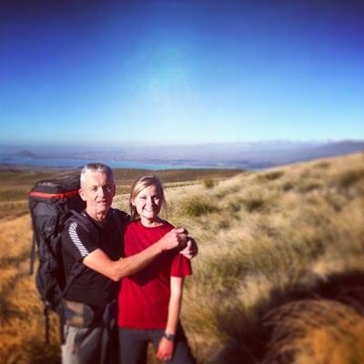 Mark Taylor and Gemma Bragg - Te Araroa Trail expedition