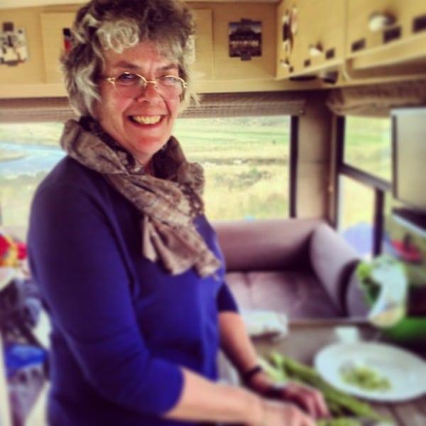 Hilary Taylor - Te Araroa Trail expedition