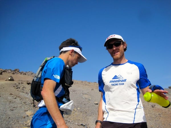 Geoff Roes - 2012 Transvulcania Ultramarathon