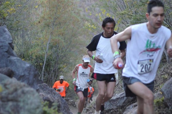 Ultramaraton Caballo Blanco - Mile 13ish