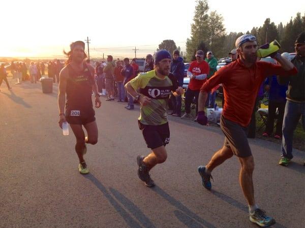 Zeke Tiernan - Leadville 2012