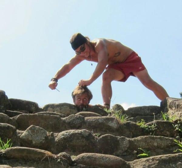Tyler Patrick Aztec ruins