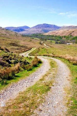 Highland Fling - doubletrack
