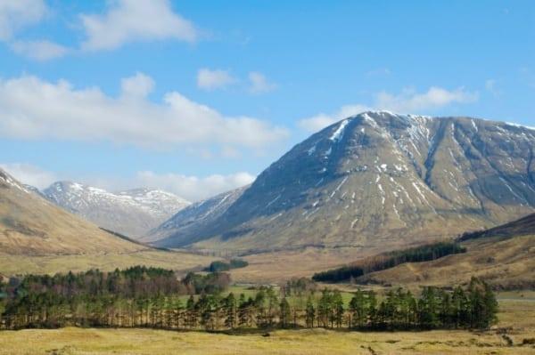 Highland Fling - mountain
