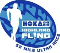 Hoka Highland Fling logo