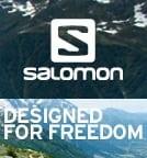 Salomon - Designed for Freedom