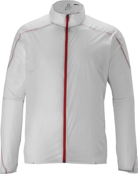 Salomon S-Lab Light Jacket - men's white