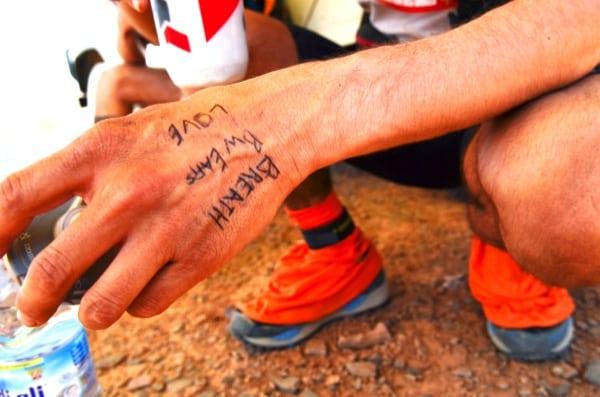 2013 Marathon des Sables - Stage 5 - Carlos Medina