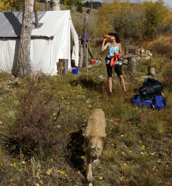 Jodee Adams-Moore - High Country Camp