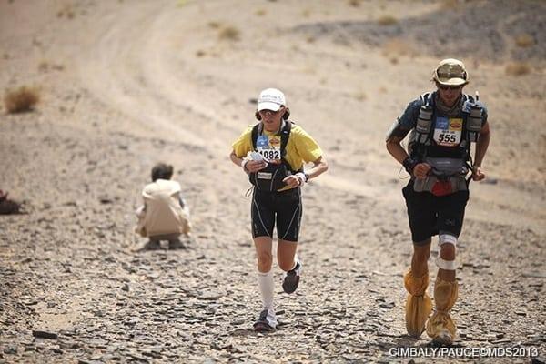 2013 Marathon des Sables - Stage 5 - Meghan Hicks