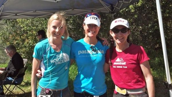 2012 Lake Sonoma - women's top three