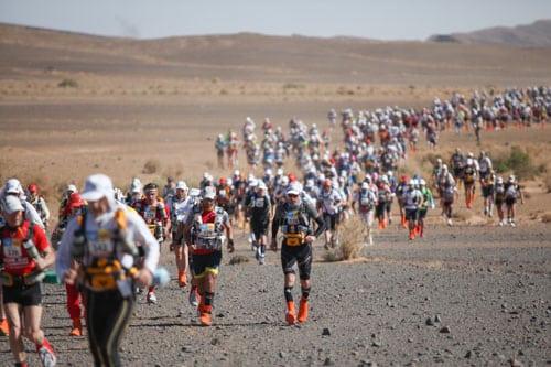 2013 Marathon des Sables - early Stage 1