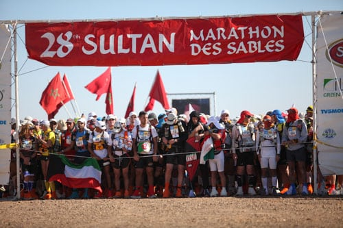 2013 Marathon des Sables - start