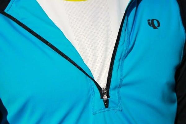Pearl Izumi Ultra Inside-Out Long Sleeve Shirt - long zipper