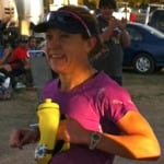 Cassie Scallon Bandera 100k 2012