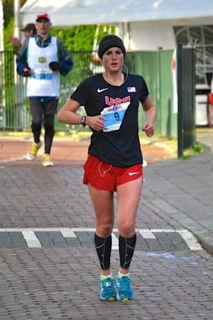 Sabrina Little - 2013 IAU 24-hour World Championships