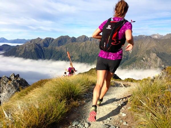 Emelie Forsberg - New Zealand - Kepler Track 2013