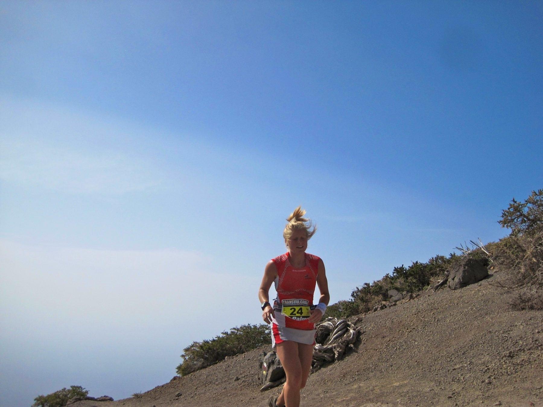 Anna Frost - 2012 Transvulcania