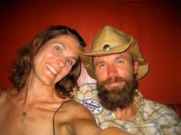 Rob and Christina