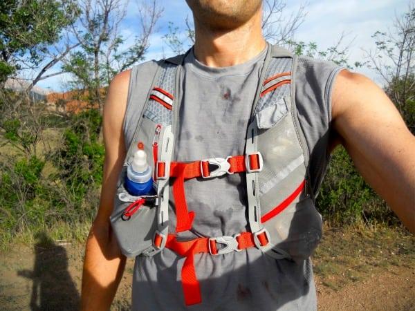 Mountain Hardwear Fluid Race Vest - front