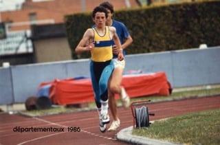 Sebastien Chaigneau - running age 14