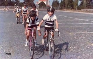 Sebastien Chaigneau - youth cycling