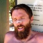 Rob Krar - Grand Canyon R2R2R FKT