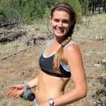 Emily Harrison - ultrarunner
