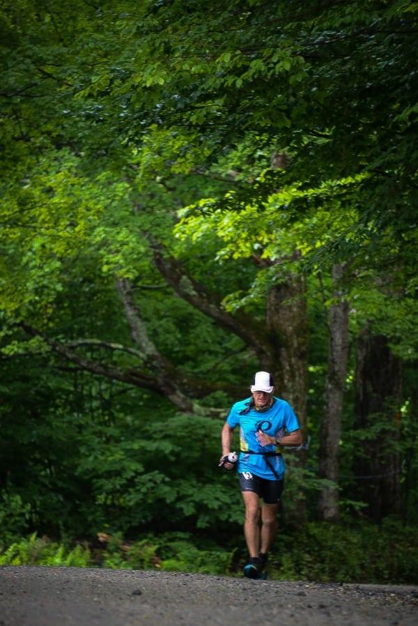 2013 Vermont 100 - Dennis Ahern