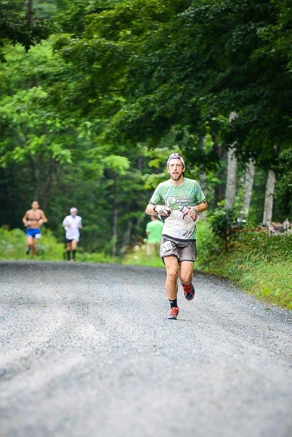 2013 Vermont 100 - Nick Clark