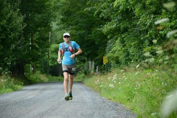 2013 Vermont 100 - Nick Pedatella