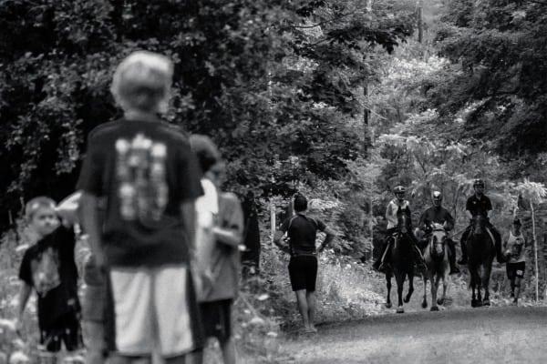2013 Vermont 100 - horses