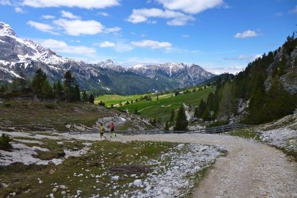 Alpe di Vallandro Durrenstein Alpe