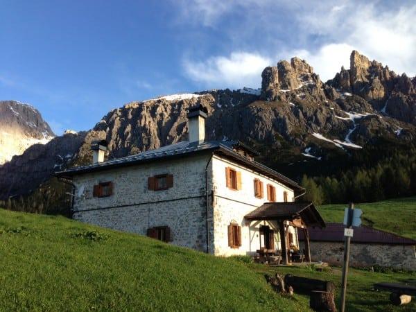 Best of Dolomites - Rifugio Baion