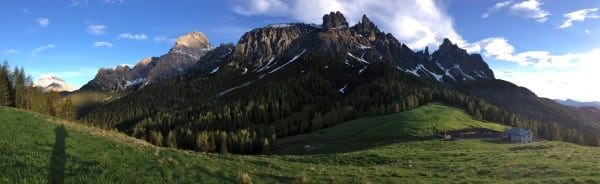 Best of the Dolomites - Baion